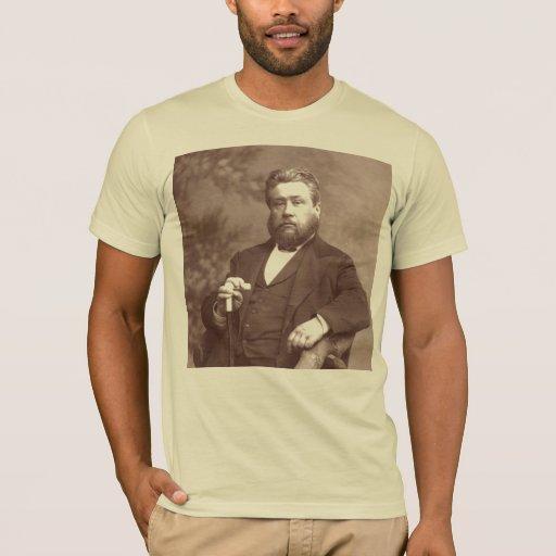 Camisa de la cita de Charles Spurgeon