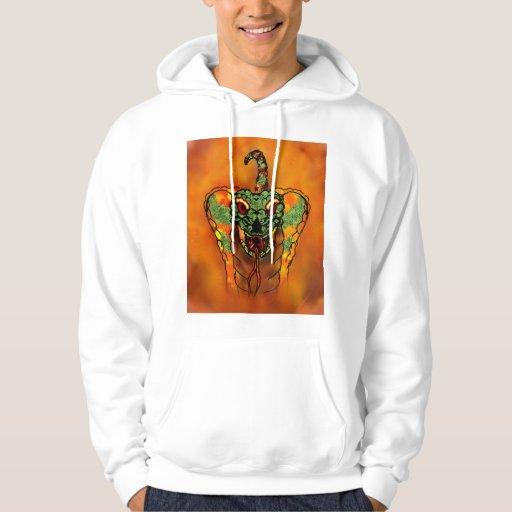 Camisa de la cobra real