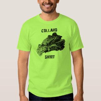 Camisa de la col com n