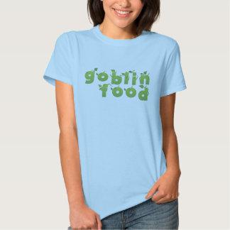 Camisa de la comida del Goblin