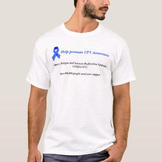 Camisa de la conciencia del CFS