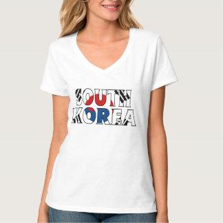 Camisa de la Corea del Sur