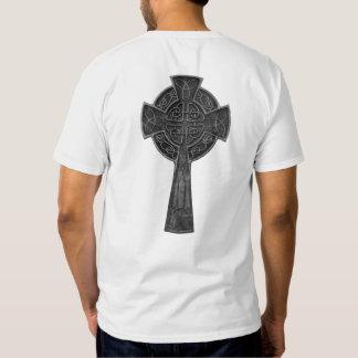 Camisa de la cruz céltica