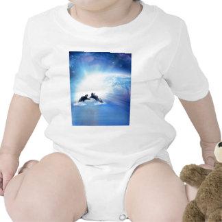 Camisa de la danza de la orca