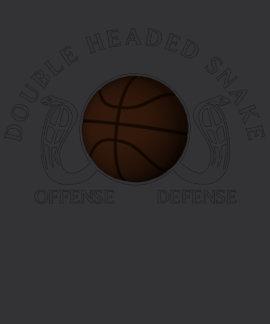 Camisa de la defensa de la ofensa del baloncesto