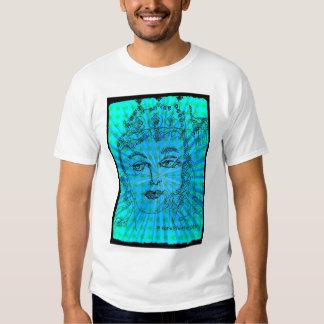 Camisa de la diosa de la estrella azul de Katie