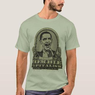 Camisa de la edición de Obama del capitalismo del