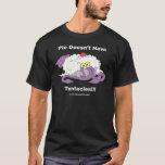 Camisa de la empanada del calamar