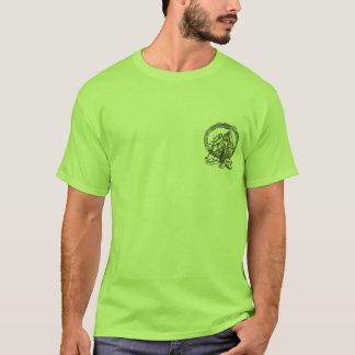 Camisa de la expedición del Doodle del ron (todos