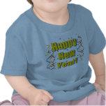 camisa de la Feliz Año Nuevo
