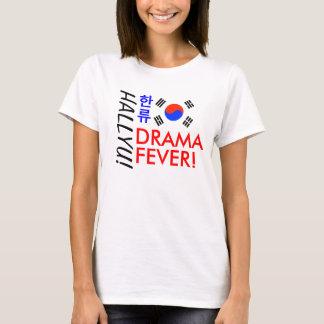 Camisa de la fiebre del drama
