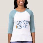 Camisa de la Florida de la isla de Captiva