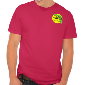 Camisa de la Florida del equipo para Dave Dockus