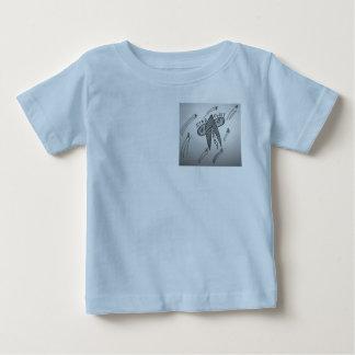 Camisa de la flota del bebé