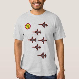 Camisa de la formación de Patrouille Suisse