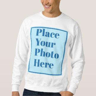 Camisa de la foto de los hombres adaptables