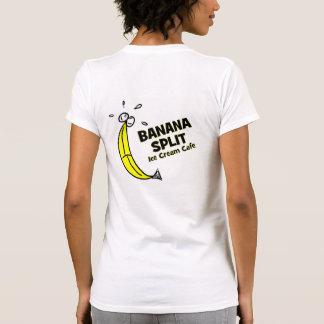 camisa de la fractura de plátano
