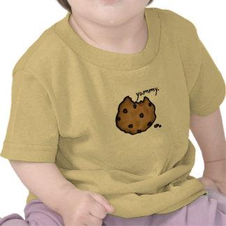 Camisa de la galleta de microprocesador de