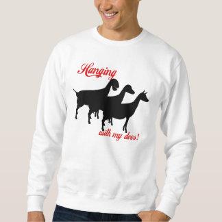 Camisa de la gama de la cabra