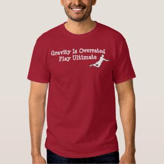 Camisa de la gravedad