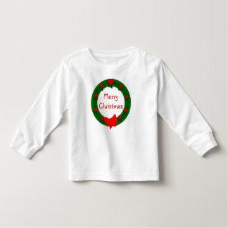 Camisa de la guirnalda del navidad