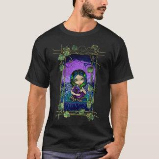 Camisa de la hada del dragón del jardín 2 de