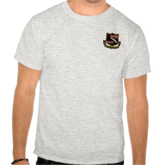 Camisa de la herencia de la RATA - de color claro