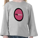 Camisa de la hermana grande