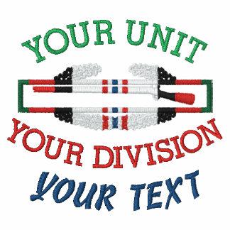 Camisa de la insignia del soldado de infantería