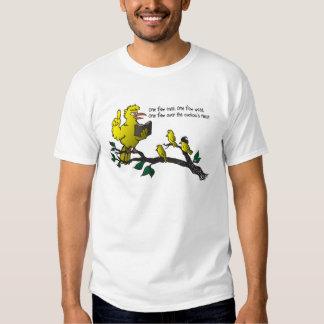 Camisa de la jerarquía del cuco