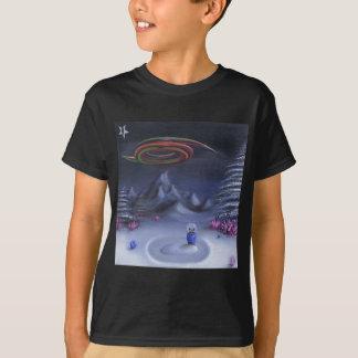 camisa de la juventud del intercambio de ideas