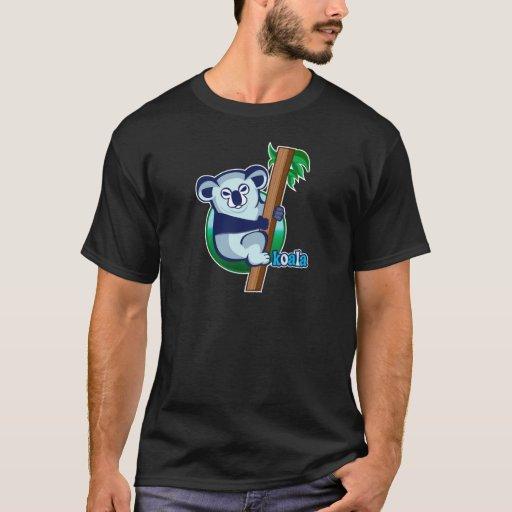 Camisa de la koala (oscura)
