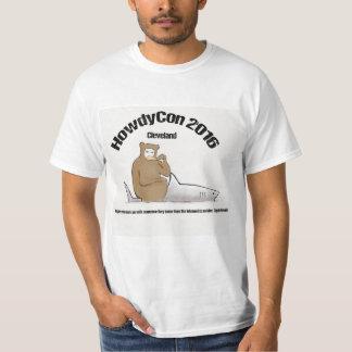 Camisa de la luz de la camiseta del valor de
