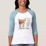 Camisa de la mamá de la chihuahua