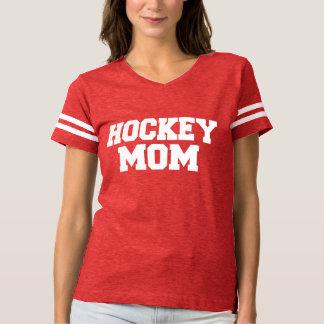 Camisa de la mamá del hockey
