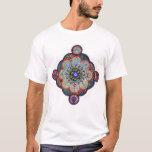Camisa de la mandala de Jung para los hombres