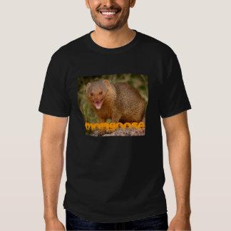 Camisa de la mangosta del HURÓN del ASESINO