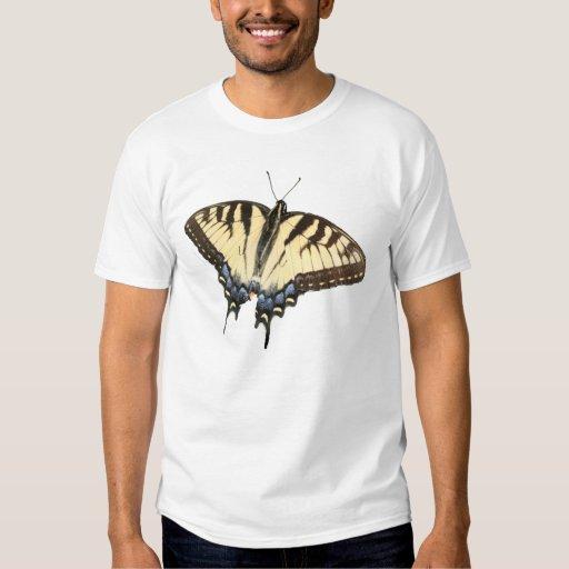 Camisa de la mariposa