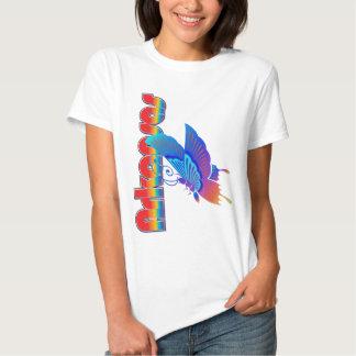 Camisa de la mariposa del bauhaus de Arkansas