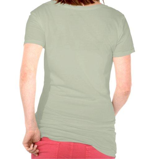 Camisa de la maternidad del logotipo de