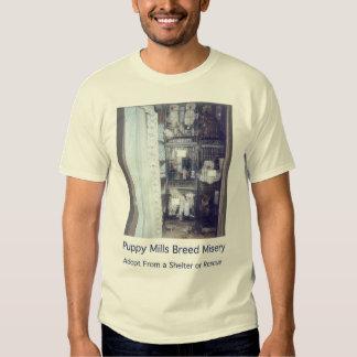 Camisa de la miseria de la raza de los molinos del