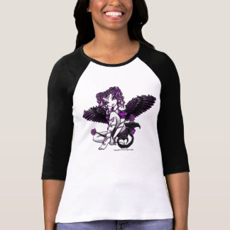 """Camisa de la moda del ángel de """"Alexis"""""""