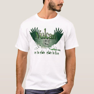 Camisa de la motocicleta de Vulcan