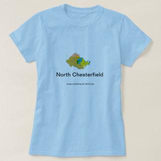 Camisa de la muñeca de las mujeres del norte de