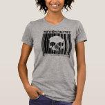 Camisa de la mutilación de las mujeres