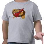 Camisa de la nave de Rocket de los niños