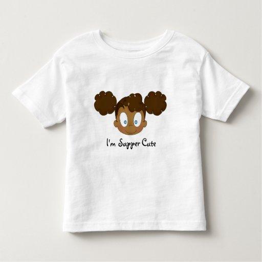 Camisa de la niña de Monnie