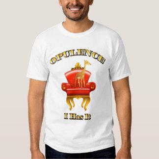 Camisa de la OPULENCIA