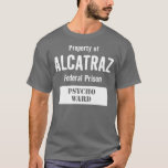 Camisa de la oscuridad de Alcatraz