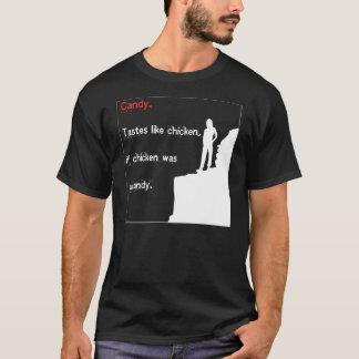 Camisa de la oscuridad del PSA del caramelo